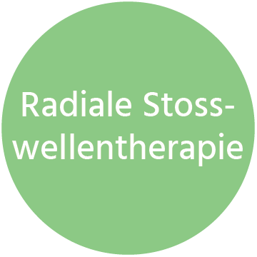 Radiale Stosswellentherapie