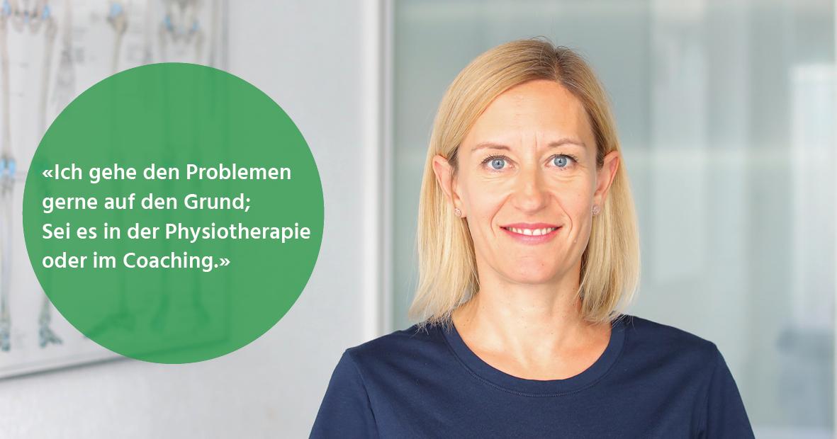Sandra Moser  Therapie Brunner Bonesso