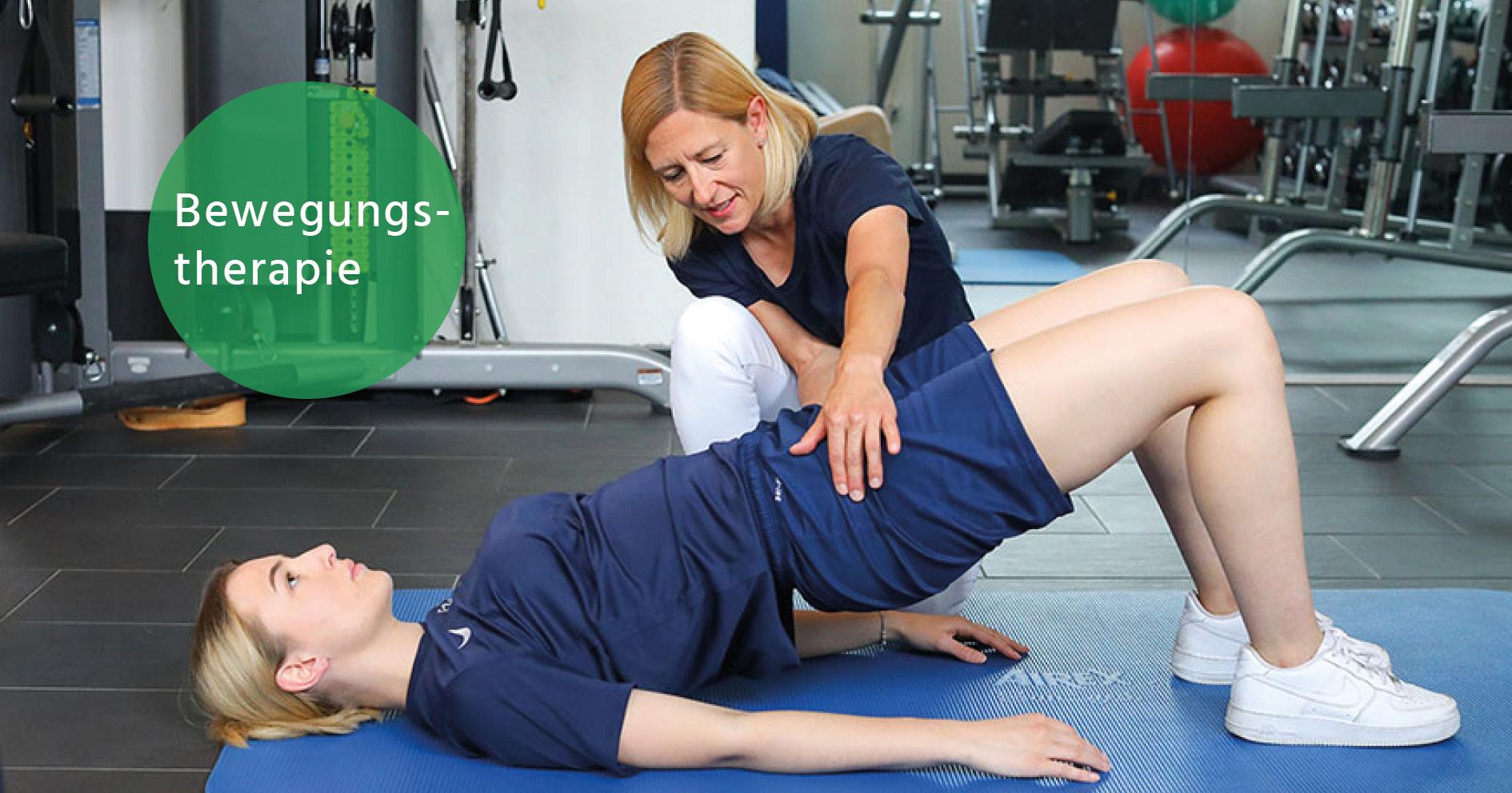 Bewgungstherapie Therapie Brunner & Bonesso