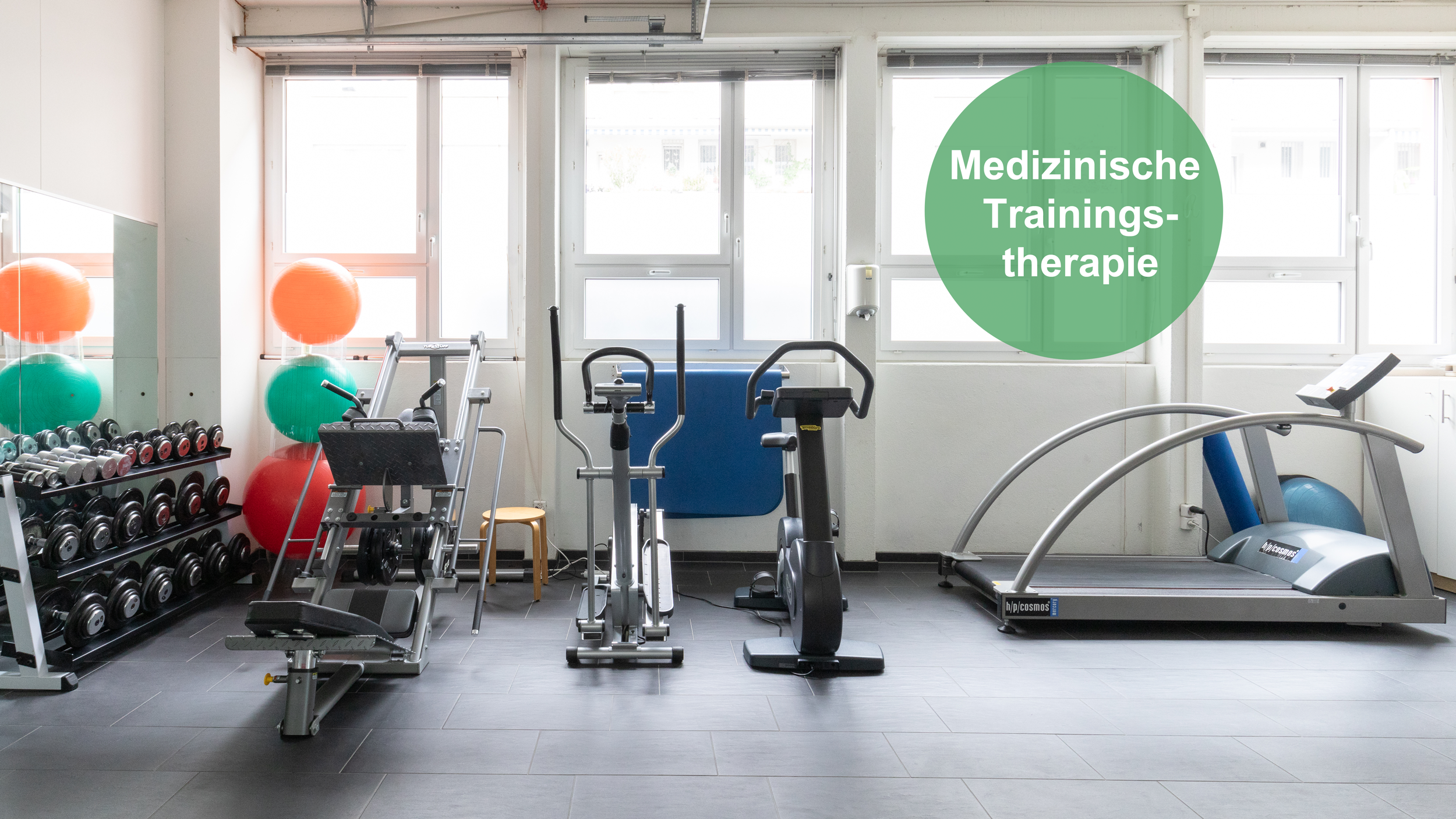 Medizinische Trainingstherapie Therapie Brunner & Bonesso